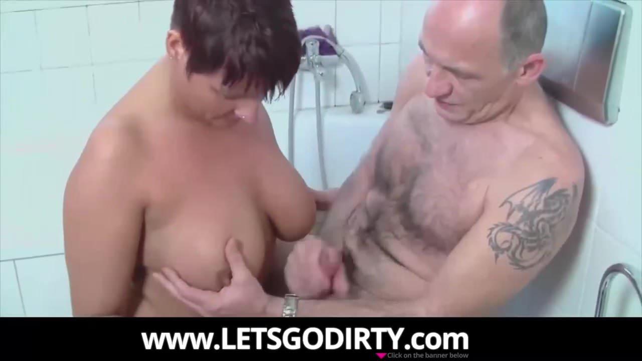 Три парня немецкое порно с гердой