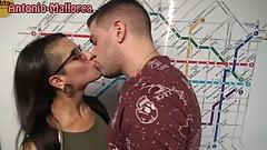 Antonio Marcello Pick Up Girl Kissing Scene