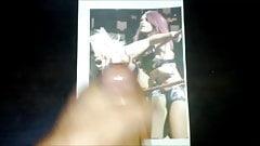 Alexa Bliss and Sasha Banks cum tribute #1