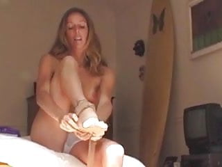 Lesbian wet pussy humping first time young