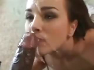 STP Cute Teen Fucks A Big Black Cock !