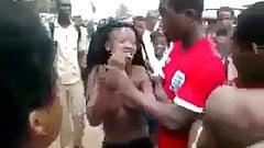 filles a Abidjan