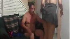 friend fucks my hot wife