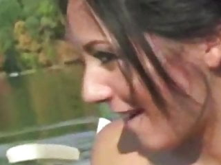 Raven Riley Swallowing Compilation