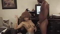 Vintage 80s Black Porn
