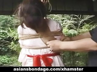 Julie tawney bondage video - Japanese bondage video rope and tied