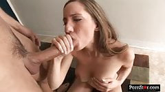 Kelly Divine Giving Some Sloppy Hot Blowjobs