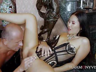 Young Skinny Asian Pleasure