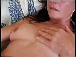 Great stolen video of my horny mom masturbating
