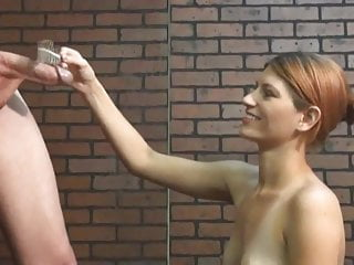 Gorgeous girl handjob for Lol man.