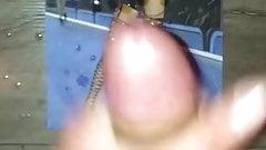 Splashing cum for model vienna plumplove bbw
