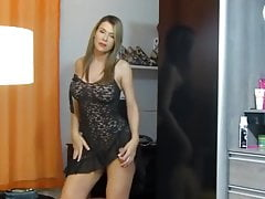 TS dream girlfriend Claudia Fifer