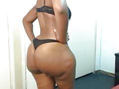 African Web Model JUICY PUSSY23