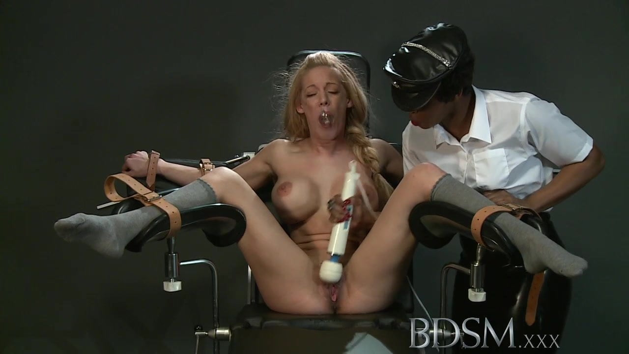 Bdsm Xxx Slave Girl With Massive Breasts Gets It Hard-1275