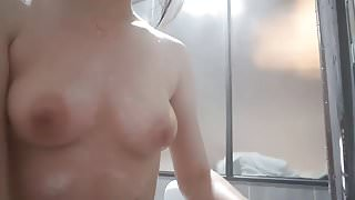 Cute Korean girl webcam