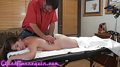 Neighbor's Sexy Wife Climaxes Riding Richard Nailder's Cock