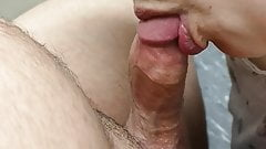 Amateur Blow Job 's Thumb