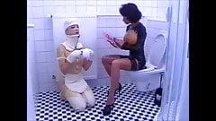 Die Toiletten-Sklavin
