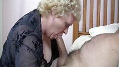 BBW Fanny Nylon Fun