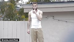 Bromo - Jeff Powers with Roman Todd at Raw Fugitive Scene 1