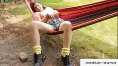 Outdoor teen video