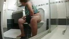 granny toilet voyeur by loyalsock