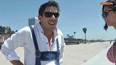 Direkt von Santa Monica weggepoppt
