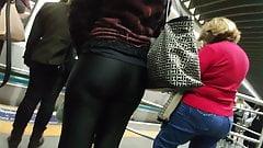 College girl legging big ass