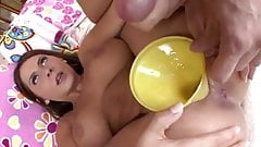 Double Creampie Funnel 2