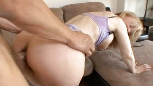Slow handjob huge cum