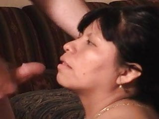 Jesse's wife Rosa gets a facial