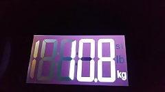 le poids de mon ventre fait le 07 06 2018