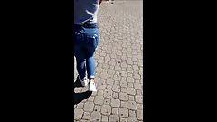 Follow Ass 26 (Jeans Teasing Teen)