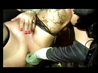 anal fisting male double sissy cd femdom f2m