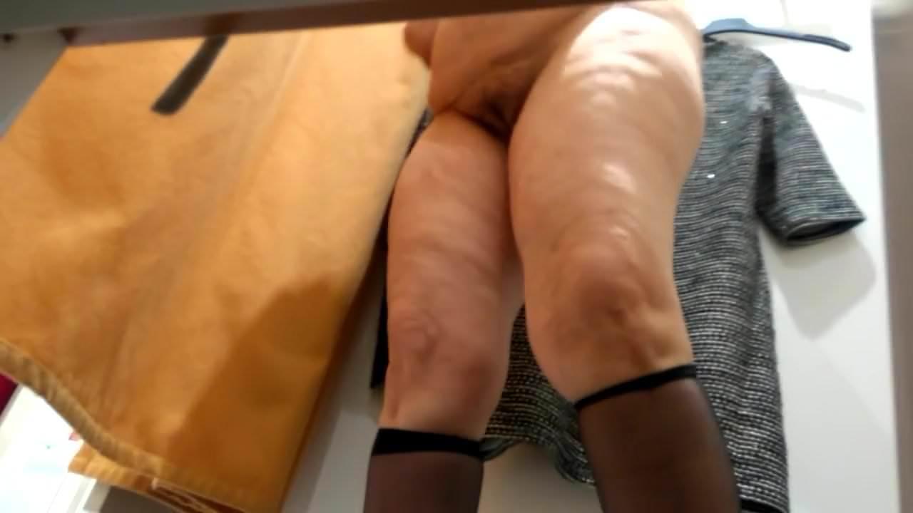 Busty Amateur Intense Orgasm
