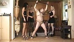Whipping and Nipple Torture