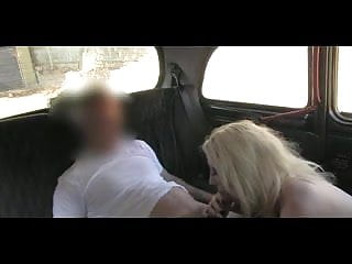 FakeTaxi My ex-girlfriend in anal creampie