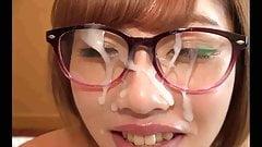 jpn facial (8 girls)