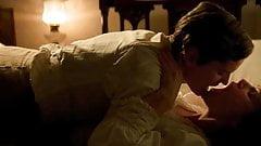 Keira Knightley Lesbo Sex in Colette on ScandalPlanet.Com