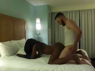 Hot Interracial Fuck
