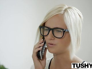 Kates from kates playground has breast implants - Tushy hot secretary kate england gets anal from client