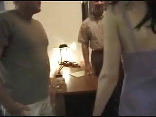 Full length fellucia blowjobs - She gets into a full length orgy