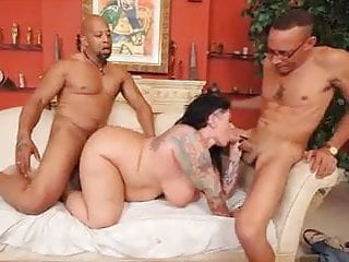 Big Booty Bbw Milf Gets Dp Ed By Shane Diesel And Ramon Xxx