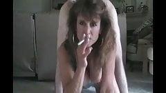 Dirty Talking Smoking Milf Fucked