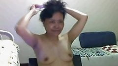 Old chinese ladies naked