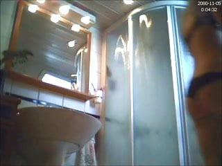 Sleeping nude cam - New best amateur teen hidden shower cam voyeur spy nude bbw