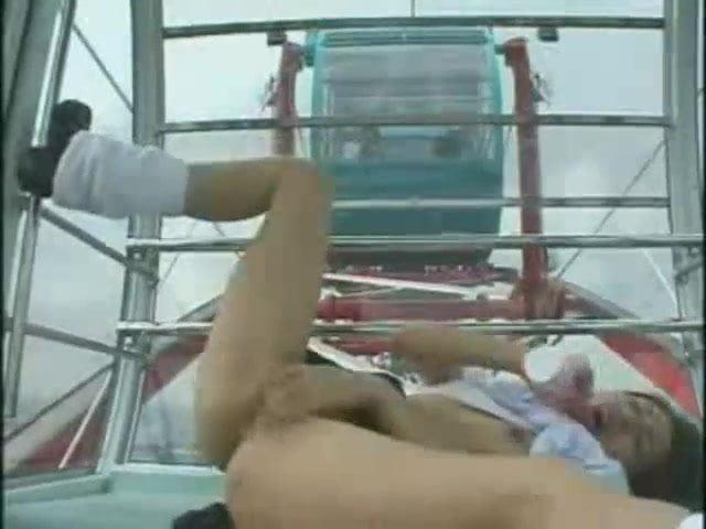 Webcam - Japanese Girl Nudity Masturbating In Ferris-1601