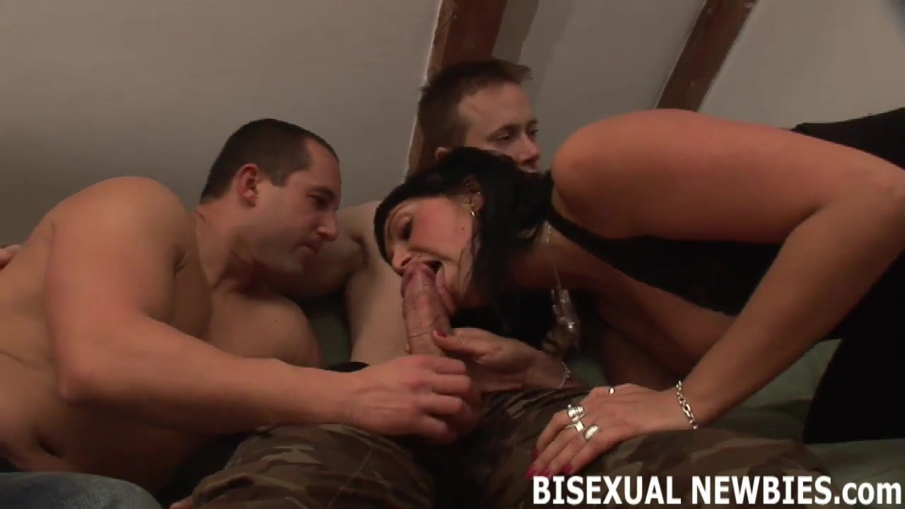 first-bisexual-experience