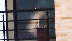window voyeur shower 4