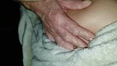Relaxing anal with wife
